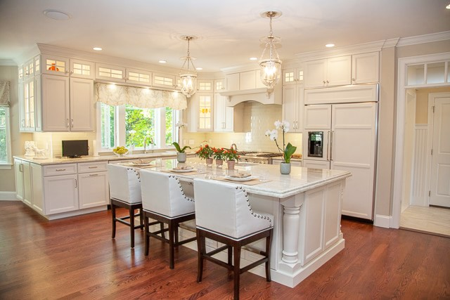Kitchen Design Starts By Laying Out The Space To Meet Your Requirements.  The Kitchen Layout Will Take Into Account The Existing Footprint, ...