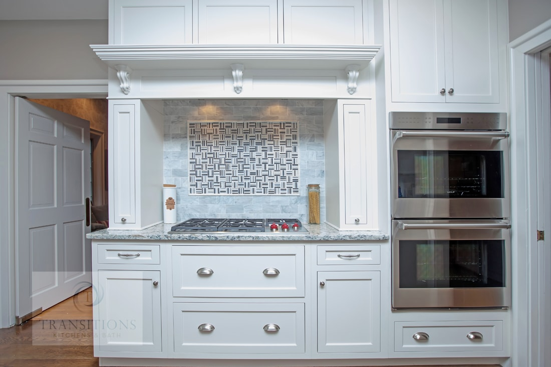 Transitions Kitchens and Baths – A Dream Kitchen in White – Weston, MA