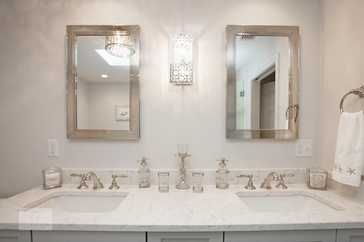 double sink vanity countertop
